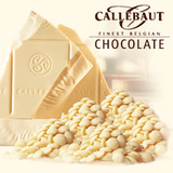 Callebaut Couveture White Callets 28% 1Kg Bag