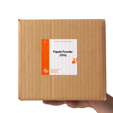 Papain Powder 6000 USP 250g Zip Lock