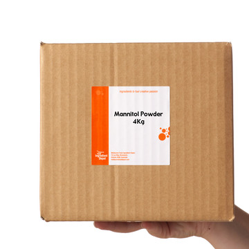 Mannitol Powder (BP) 4Kg bag