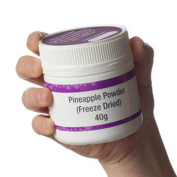 Pineapple Powder (Freeze Dried) 40g