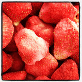 Strawberry Whole (FD) 20g