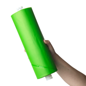 Disposable Green Piping bags on a roll x 100