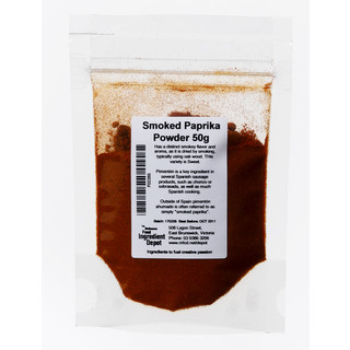 Smoked Paprika Powder 50g