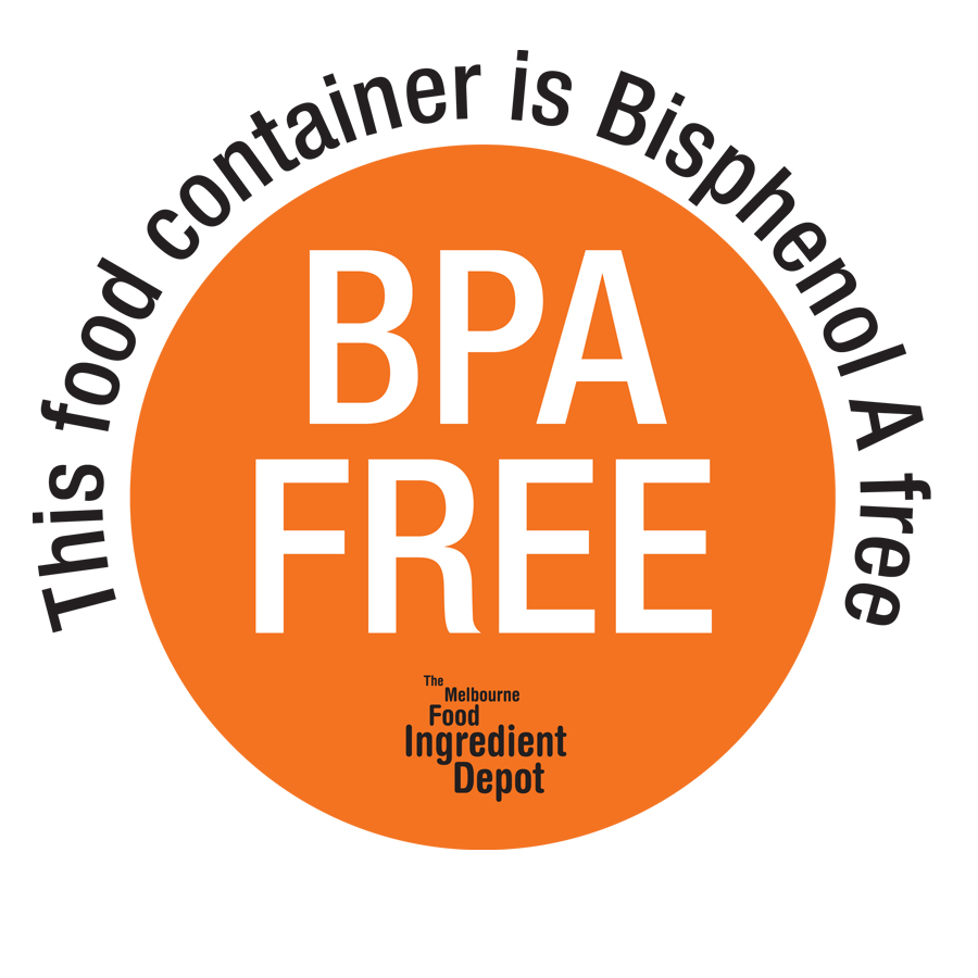 MFD NO BPA in Containers
