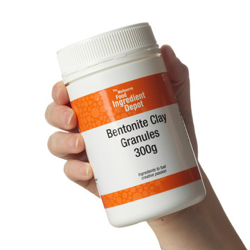 Bentonite Clay Granules (Edible) 300g
