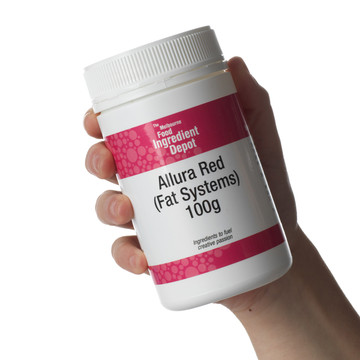 Allura Red Lake Powder 100g