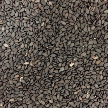 Black Sesame Seeds 50g Zip
