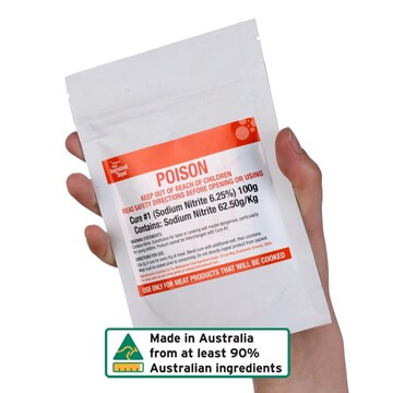 Pink Salt (Cure #1) Powder 100g