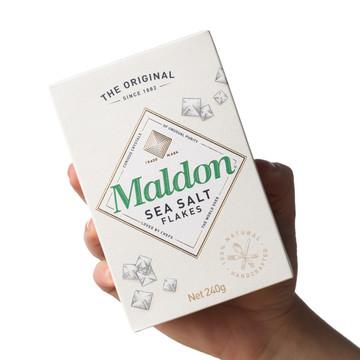 Maldon Sea Salt Flakes 240g Box