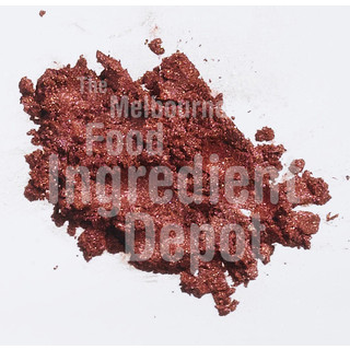 Edible Glitter Powder - Super Maroon 30g
